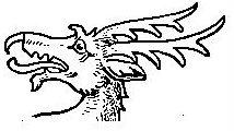 antelope's (heraldic) head