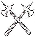 axes (2)