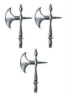 axes (3)