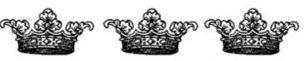 coronets, ducal (3)