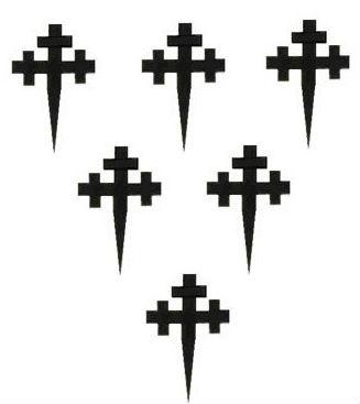 cross crosslets (6)