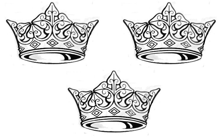 crowns, ancient 3