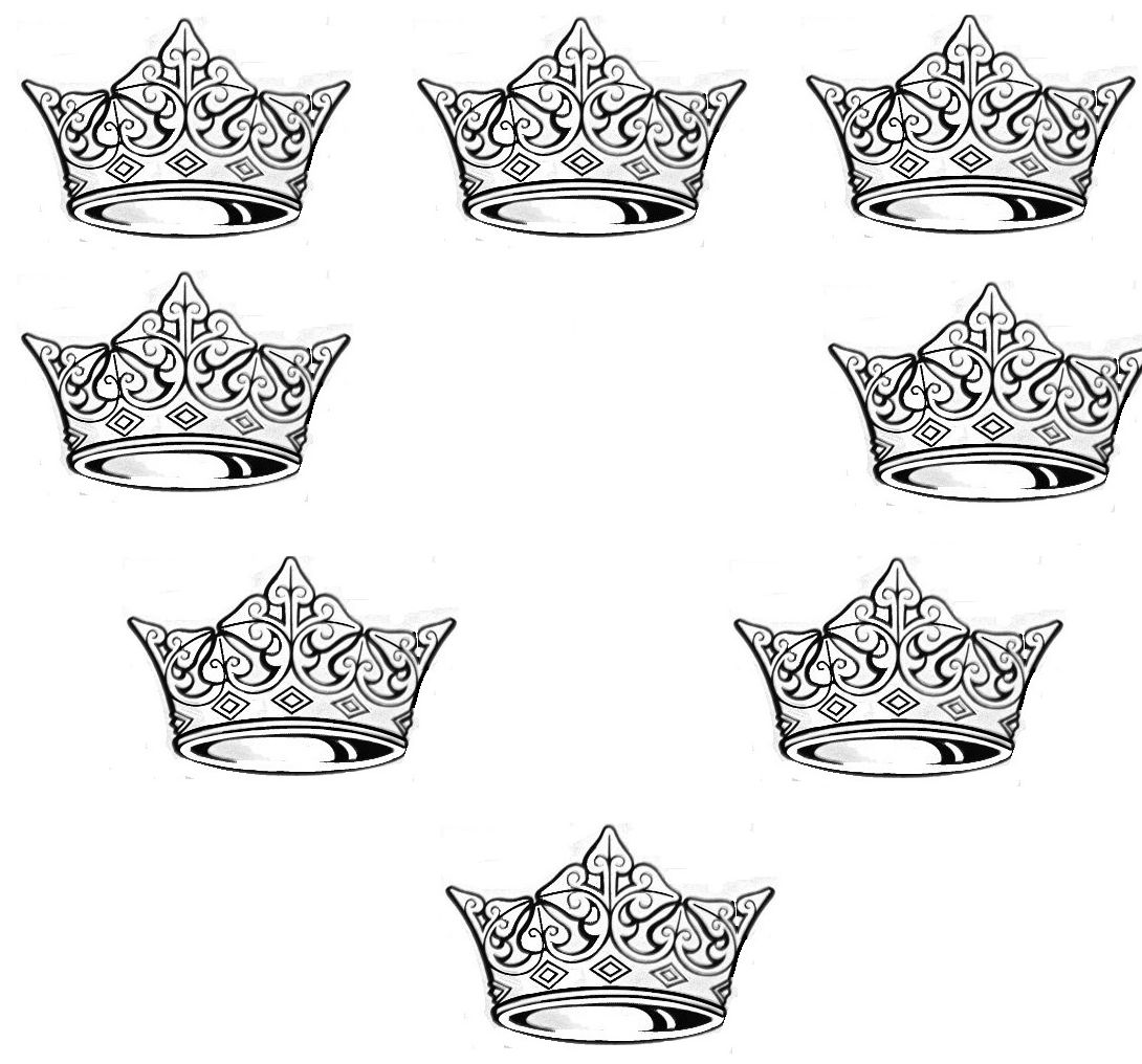 crowns, ancient 8