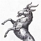 goat, demi-