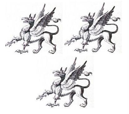 griffins passant (3)