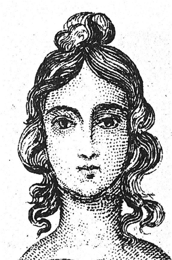 head (woman's)