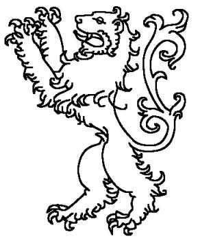 lion salient