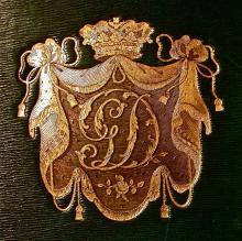 Cavendish, Georgiana, Duchess of Devonshire (1757 - 1806) (Stamp v003)