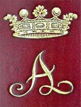 Hamilton, John, 1st Duke of Abercorn (1811 - 1885) (Stamp 2)