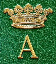 Hamilton, James, 4th Duke of Abercorn (1904 - 1979) (Stamp 1)