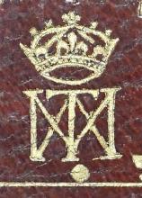 Henrietta Anna (1644 - 1670) (Stamp 2)
