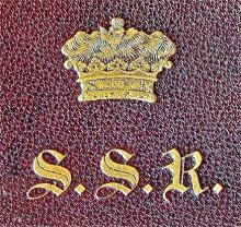 Innes-Ker, Susanna Stephania, Duchess of Roxburghe (1814 - 1895) (Stamp 2)