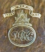 MacKenzie, D (Stamp 1)