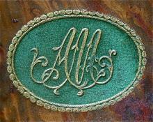 Miller, Anne (1782-1827)  (Stamp 1)