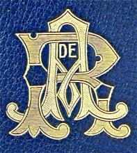 Rothschild, Alfred de (1842 - 1918) (Stamp 1)