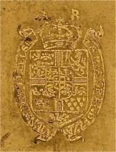 Anne of Denmark (1574 - 1619) (Stamp 2)