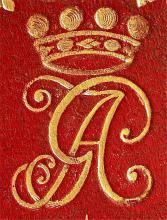 Anson, George, 1st Baron Anson (1697 - 1762) (Stamp 1)