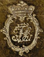 Calvert, Frederick, 6th Baron Baltimore (1731 - 1771) (Stamp 2)