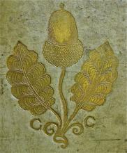 Cavendish, Catherine, Baroness Ogle (1569 - 1629) (Stamp 1)