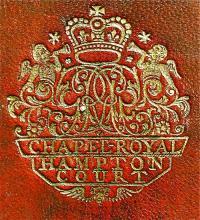 Chapel Royal Hampton Court (Stamp 1)