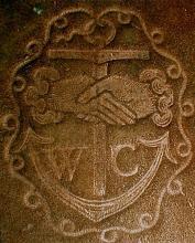 Crashaw, William (1572 - 1626) (Stamp 1)