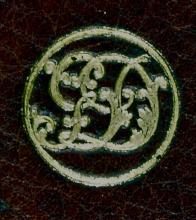 Daniel, George (1789 - 1864) (Stamp 1)