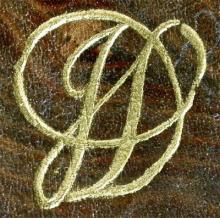 Disney, John (1746 - 1816) (Stamp 2)