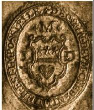 Douglas, James (1565-1619)  (Stamp 1)
