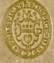 Douglas, James (1565-1619)  (Stamp 3)