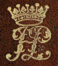 Fermor, Henrietta Louisa, Countess of Pomfret (Stamp 2)