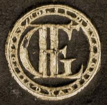 Goodrich, Thomas, Bishop of Ely (1494-1554)  (Stamp 1)