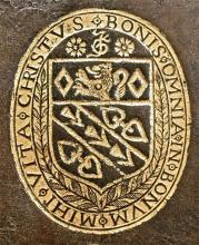 Johnson, George (Stamp 1)