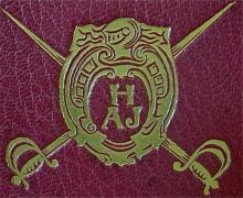 Johnstone, Henry Arthur (Stamp 1)