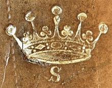 Lyon, John, 4th Earl of Strathmore (1663 - 1712) (Stamp 1)