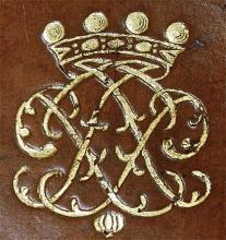 Poulett, John, 1st Earl Poulett (1663 - 1743) (Stamp 1)