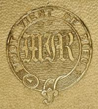 Rhodes, Matthew John (1817-1891)  (Stamp 1)