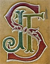 Spalding, John Tricks (1844-1924)  (Stamp 1)