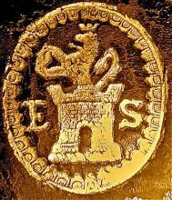 Stanhope, Edward, Sir (1543-1608)  (Stamp 1)