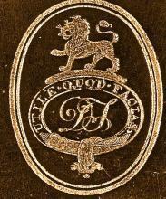 Turner, Dawson (1775 - 1858) (Stamp 1)