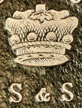 Twistleton-Wykeham-Fiennes, Frederick Benajmin, 16th Baron Saye and Sele  (1799 - 1877) (Stamp 2)