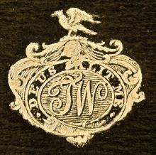 Williams, Theodore (1785 - 1875) (Stamp 10)