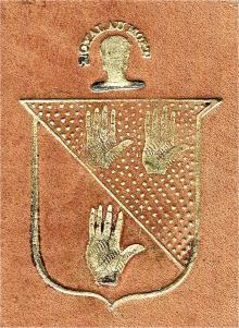 Adair, Robert Shafto, 1st baronet (1786 - 1869) (Stamp 1)