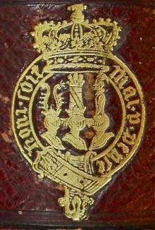Albert, Prince, consort of Queen Victoria (1819 - 1861) (Stamp 4)