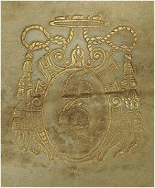 Allen, William (1532 - 1594) (Stamp 1)