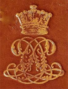Anson, Thomas William, 1st Earl of Lichfield (1795 - 1854) (Stamp 1)