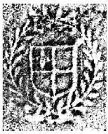 Ashmole, Elias (1617 - 1692) (Stamp 2)