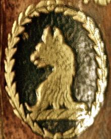 Benn-Walsh, John, 1st Baron Ormathwaite  (1798 - 1881) (Stamp 2)
