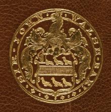 Benn-Walsh, John, 1st Baron Ormathwaite  (1798 - 1881) (Stamp 1)