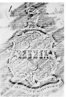 Bolland, William, Sir (1772 - 1840) (Stamp 2)
