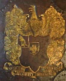 Boothby, William, Sir, 2nd Baronet, of Broadlow Ash (Stamp 1)